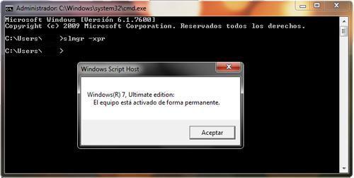 como saber si tu windows 7 est activado un poco de geekblog